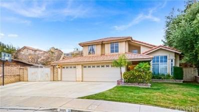 3026 Coyote Road, Palmdale, CA 93550 - MLS#: SR18278325
