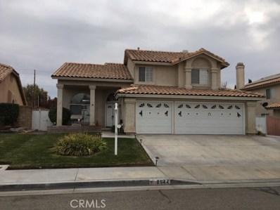 2544 Overland Avenue, Lancaster, CA 93536 - MLS#: SR18278458