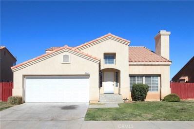 2247 Gregory Avenue, Palmdale, CA 93550 - MLS#: SR18278522