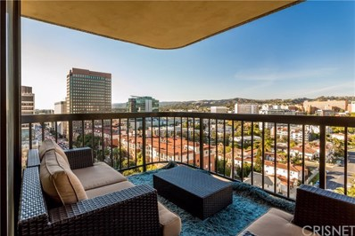 10790 Wilshire Boulevard UNIT 1201, Los Angeles, CA 90024 - MLS#: SR18278942