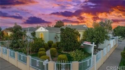 8102 Burnet Avenue, Panorama City, CA 91402 - MLS#: SR18279304