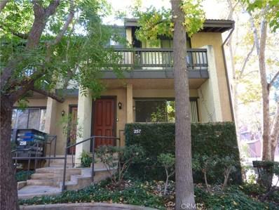 21900 Marylee Street UNIT 257, Woodland Hills, CA 91367 - MLS#: SR18279871