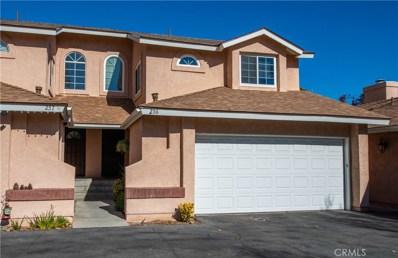 22917 Banyan Place UNIT 256, Saugus, CA 91390 - MLS#: SR18280045