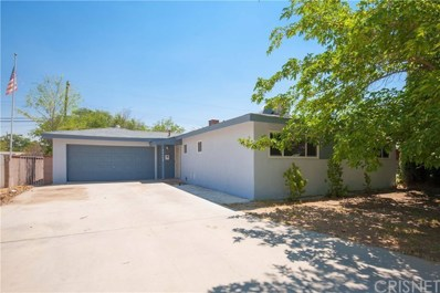 44708 Stanridge Avenue, Lancaster, CA 93535 - MLS#: SR18280424