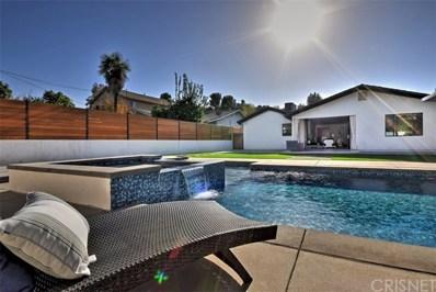 21641 Mulholland Drive, Woodland Hills, CA 91364 - MLS#: SR18281242