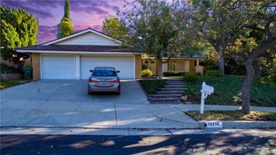 19218 Castlebay Lane, Porter Ranch, CA 91326 - MLS#: SR18281306