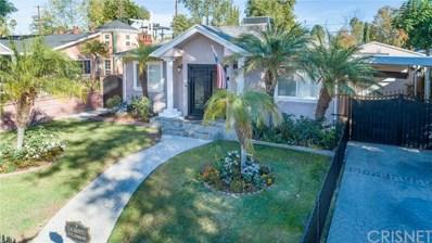 5742 Cedros Avenue, Sherman Oaks, CA 91411 - MLS#: SR18281482