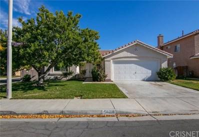 44138 Sunmist Court, Lancaster, CA 93535 - MLS#: SR18282105
