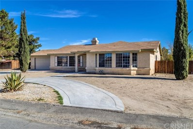 37008 94th Street E, Littlerock, CA 93543 - MLS#: SR18282115