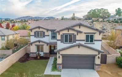 2804 Dolomite Avenue, Palmdale, CA 93550 - MLS#: SR18282411