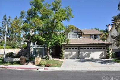 18235 Chatham Lane, Porter Ranch, CA 91326 - MLS#: SR18282588