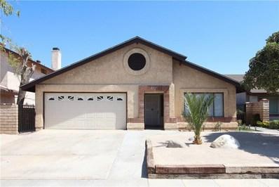 2515 Joshua Hills Drive, Palmdale, CA 93550 - MLS#: SR18282934