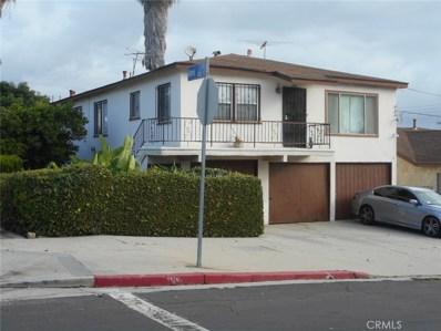 1738 S Alma Street, San Pedro, CA 90731 - MLS#: SR18283087