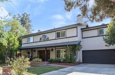 23333 Weller Place, Woodland Hills, CA 91367 - MLS#: SR18283558