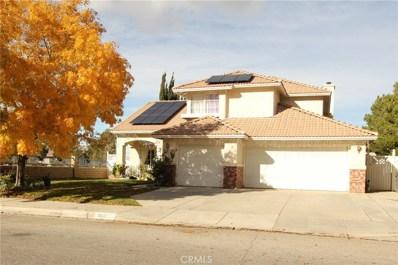 3019 Conestoga Canyon Road, Palmdale, CA 93550 - MLS#: SR18283717