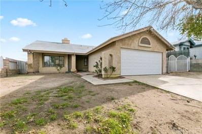 36766 Fiddleneck Court, Palmdale, CA 93550 - MLS#: SR18283730