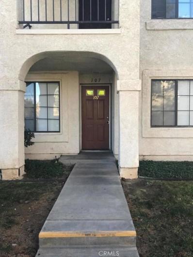 2554 Olive Drive UNIT 107, Palmdale, CA 93550 - MLS#: SR18283820