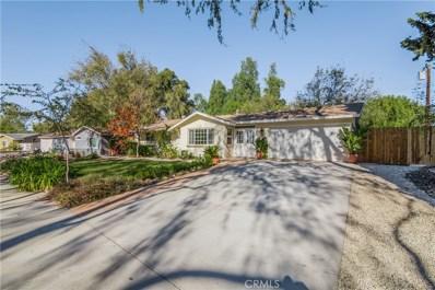 717 Calle Pensamiento, Thousand Oaks, CA 91360 - MLS#: SR18284653