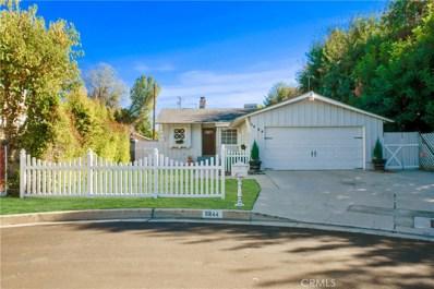 5644 Topeka Drive, Tarzana, CA 91356 - MLS#: SR18284698