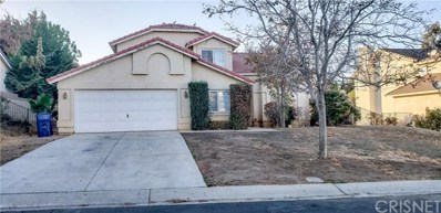 40925 Granite Street, Palmdale, CA 93551 - MLS#: SR18284781