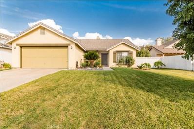 16182 Avenida De Loring, Moreno Valley, CA 92551 - MLS#: SR18285085