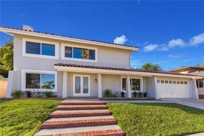 23832 Del Cerro Circle, West Hills, CA 91304 - MLS#: SR18285708