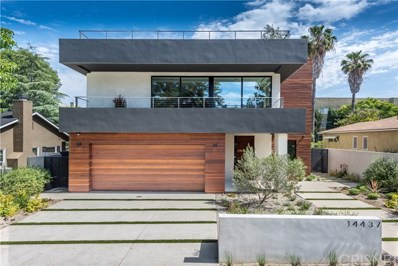 14437 Greenleaf Street, Sherman Oaks, CA 91423 - MLS#: SR18285982