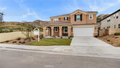 19347 Bension Drive, Saugus, CA 91350 - MLS#: SR18286303