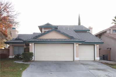 3142 Softwood Court, Lancaster, CA 93536 - MLS#: SR18286677