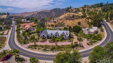85 Saddlebow Road, Bell Canyon, CA 91307 - MLS#: SR18287023