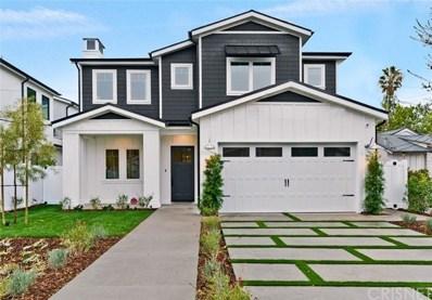 4709 Cedros Avenue, Sherman Oaks, CA 91403 - MLS#: SR18287067