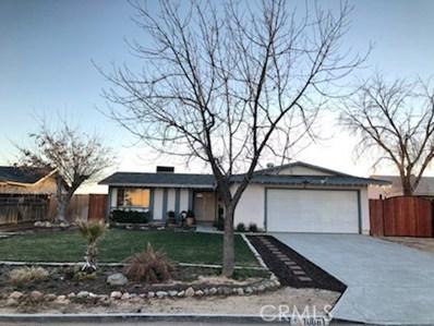 10681 Applewood Drive, California City, CA 93505 - MLS#: SR18287146