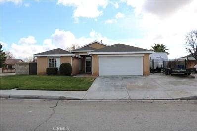 3324 Kayak Street, Palmdale, CA 93535 - MLS#: SR18287298
