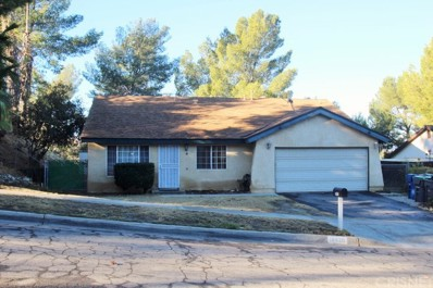 18820 Wellhaven Street, Canyon Country, CA 91351 - MLS#: SR18287415