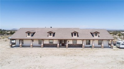 460 Solano Road, Pinon Hills, CA 92372 - MLS#: SR18288030