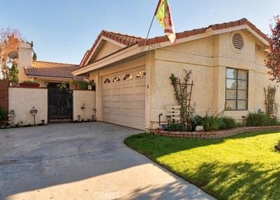 25976 Pueblo Drive, Valencia, CA 91355 - MLS#: SR18288172