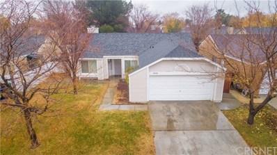45934 Desert Springs Drive, Lancaster, CA 93534 - MLS#: SR18288564
