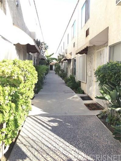 11015 Kittridge Street UNIT 115, North Hollywood, CA 91606 - MLS#: SR18288735