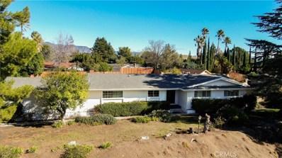 16510 Knollwood Drive, Granada Hills, CA 91344 - MLS#: SR18288905