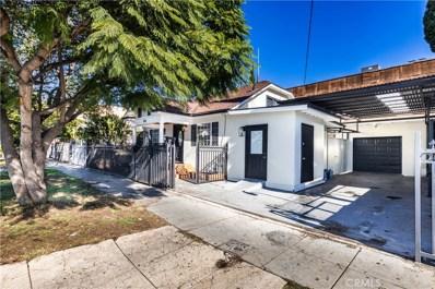1110 N Ardmore Avenue, Los Angeles, CA 90029 - MLS#: SR18289211
