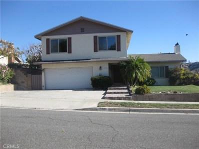 27238 Garza Drive, Saugus, CA 91350 - MLS#: SR18289246