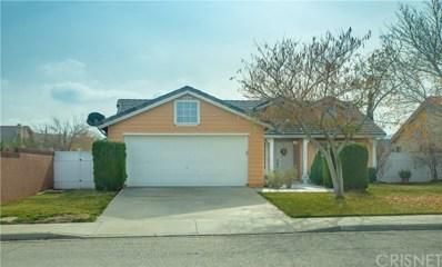 1760 High Vista Avenue, Palmdale, CA 93550 - #: SR18289250