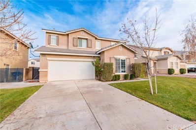 43892 Marbella Street, Lancaster, CA 93536 - MLS#: SR18289480