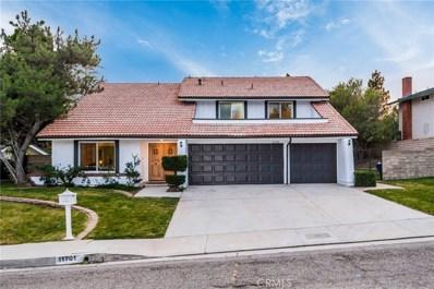 11701 Pala Mesa Drive, Porter Ranch, CA 91326 - MLS#: SR18289704