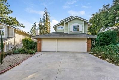 23206 W Vail Drive, West Hills, CA 91307 - MLS#: SR18290152