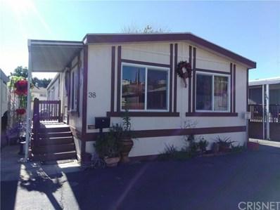 18035 Soledad Canyon Road UNIT 38, Canyon Country, CA 91387 - MLS#: SR18291280