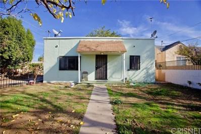 11000 Herrick Avenue, Pacoima, CA 91331 - MLS#: SR18291559