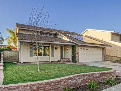 27547 Caraway Lane, Saugus, CA 91350 - MLS#: SR18291643