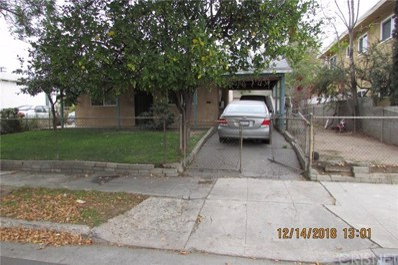 1117 Hewitt Street, San Fernando, CA 91340 - MLS#: SR18291885