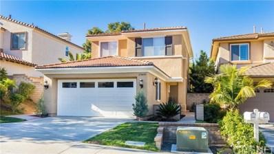27809 Sandstone Court, Valencia, CA 91354 - #: SR18293073